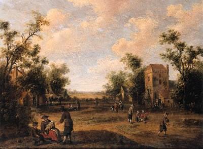Cornelis Droochsloot (1630-167