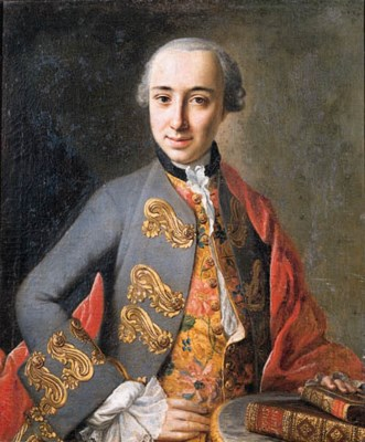 Johann Evangelist Hölzl (1716-