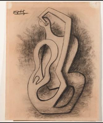 Jacques Lipchitz (1871-1973)
