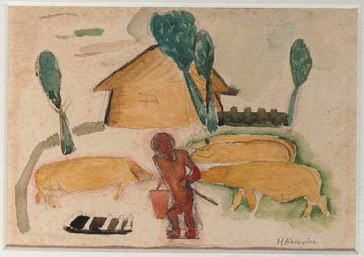 Herman Kruijder (1881-1935)