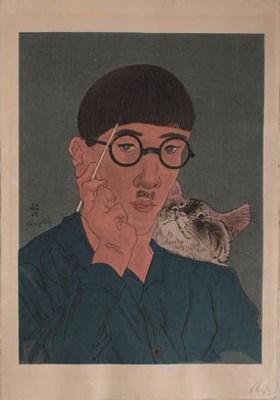 Tsuguharu Fouijita (1886 - 196
