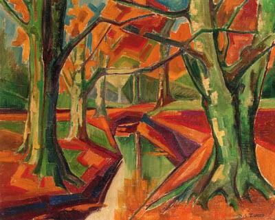 Douwe van der Zweep (1890-1975