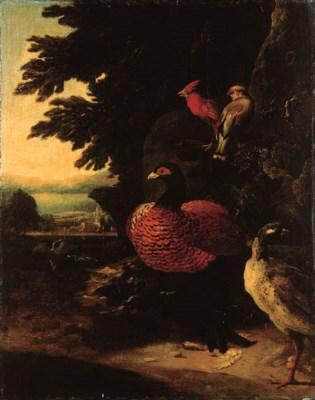 Follower of Melchior d'Hondeco
