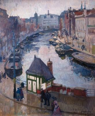 Isidore Opsomer (1878-1967)