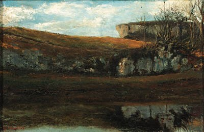 Gustave Courbet (1819-1877) an