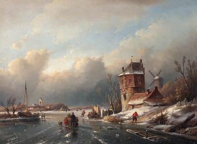 Jan Jacob Spohler (1811-1866)