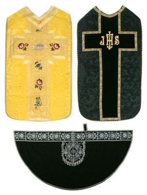 A CHASUBLE OF