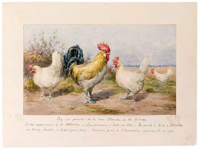 LEON BARILLOT (1844-1929)