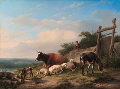 Eugne Joseph Verboeckhoven (Be