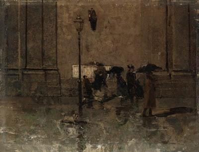 Mos Bianchi (Italian, 1840-190