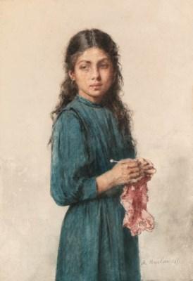 Alexis Harlamoff (Russian, 184