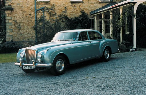 1961 BENTLEY S2 CONTINENTAL FL