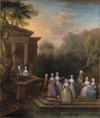 Charles Philips (1708-1747)