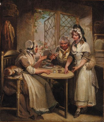 Henry Singleton, R.A. (1766-18