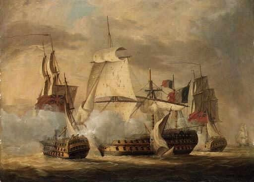 Robert Dodd (1748-c.1815)