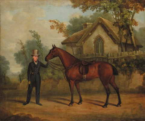 English School, circa 1830