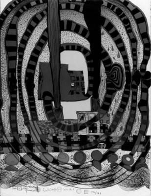 Friedensreich Hundertwasser (b