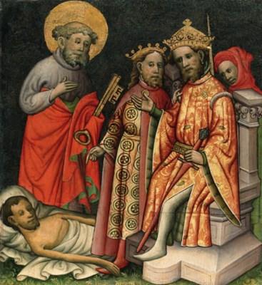 Master of the Saint Lambert Al