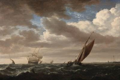 Studio of Willem van de Velde