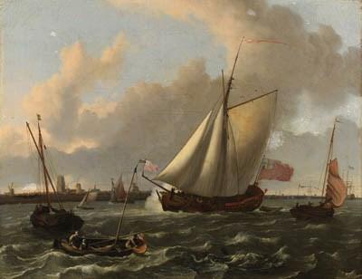 Ludolf Backhuysen (Emden 1631-