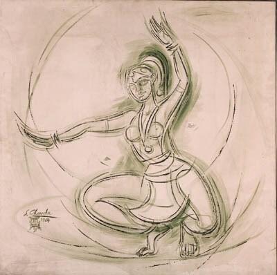 Shiavax Chavda (1914-1990)