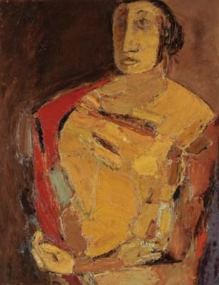 Tyeb Mehta (b. 1925)