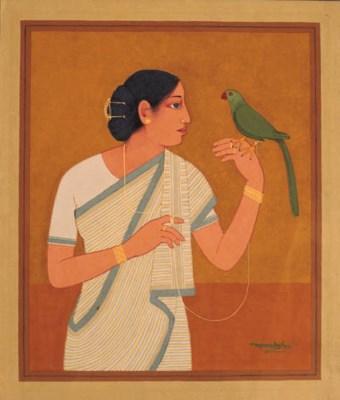 Lalu Prasad Shaw (b. 1937)