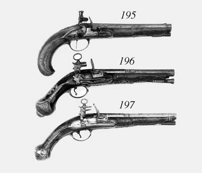 A 30-Bore Italian Roman-Lock P