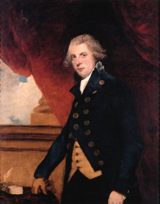 Sir Joshua Reynolds,  P.R.A. (