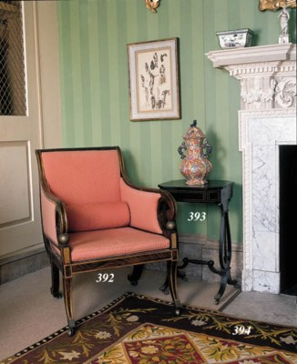 A REGENCY SIMULATED-ROSEWOOD A