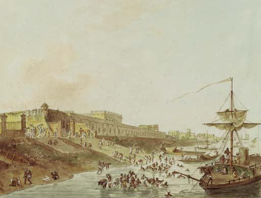 Nicolas Pocock, O.W.S. (1740-1