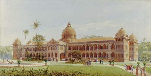 English School, circa 1890