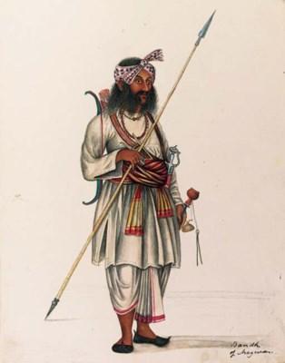 Kutch Artist, circa 1850