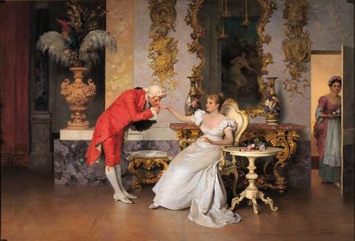 Francesco Beda (Italian, 1840-