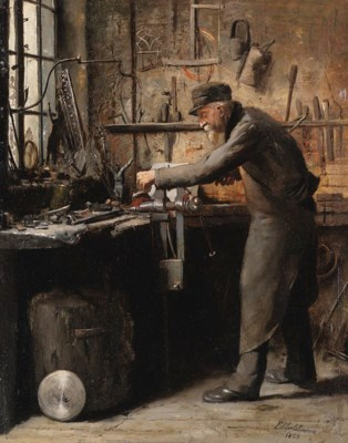 Frans Mortelmans (Belgian, 186