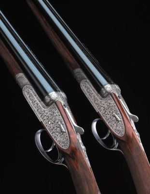 A FINE PAIR OF 20-BORE (2IN) S