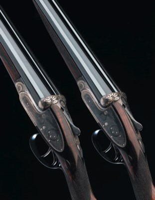 A FINE PAIR OF 12-BORE (2IN) S