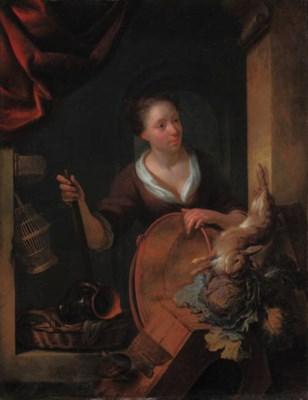 Louis de Monie (1698-1771)