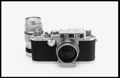 Leica IIIf no. 550968