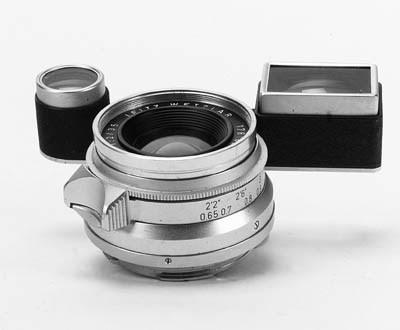 Summicron f/2 35mm. no. 178162