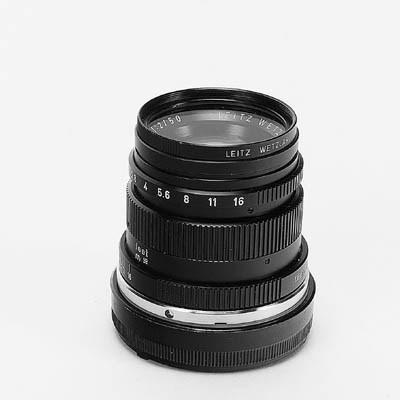 Summicron f/2 50mm. no. 229530