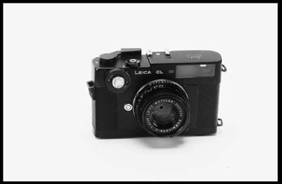 Leica CL no. 1322045