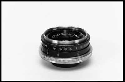 W-Nikkor f/3.5 2.8cm. no. 7169