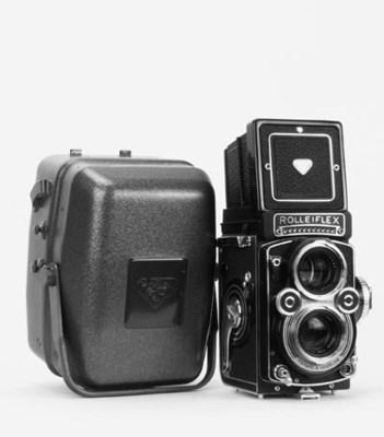 Rolleiflex 3.5F no. 2828977
