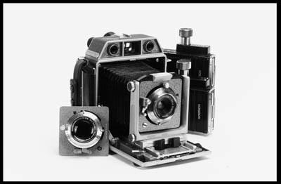 Horseman 970 camera no. 411725