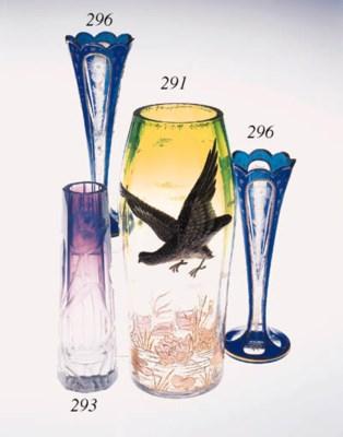 A Bohemian (Harrach Glassworks