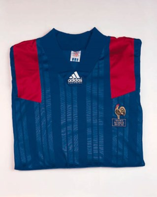 A blue, white and red France I