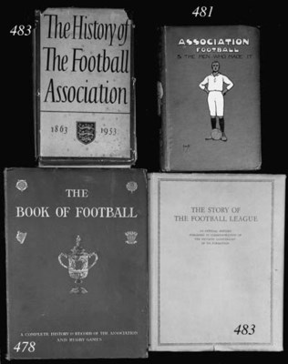 The Story Of The Football Leag