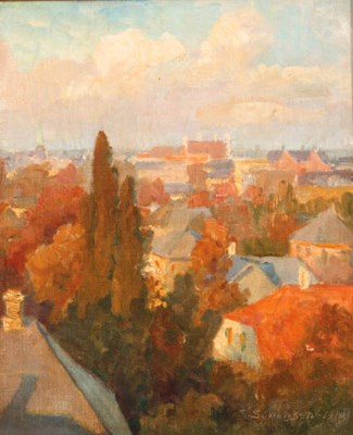 Sren Christian Srensen (b.1885