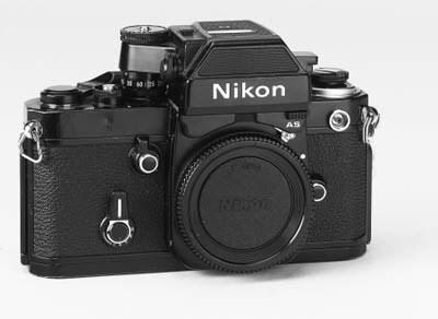 Nikon F2-AS Photomic no. 79522